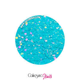 Glitter.Cakey - Melted Ice 'THE GLAM'