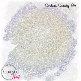 Glitter.Cakey - Cotton Candy .04
