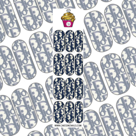 CakesInc.Nails - DD ADDICT 'NAIL DECALS'