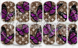 Queen of Decals - V L Butterfly Designer Inspired 'NEW RELEASE'