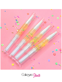 CakesInc.Nails - Cuticle Oil Pen 'CUPCAKES & CANDY SCENT'