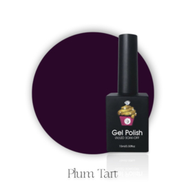 CakesInc.Nails -  Gel Polish '#014 Plum Tart'
