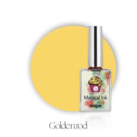 CakesInc.Nails - Magical Ink #003 'Goldenrod'