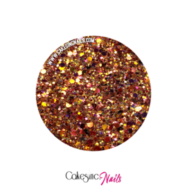 Glitter.Cakey - Cinnamon Spice 'THE GLAM'