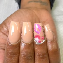 CakesInc.Nails - Transfer Foil Set #002 'Valentine's Day Inspired'