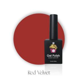 CakesInc.Nails -  Gel Polish '#004 Red Velvet'