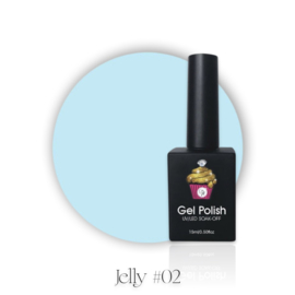 CakesInc.Nails -  Gel Polish 'Jelly #02'