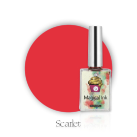 CakesInc.Nails - Magical Ink #013 'Scarlet'