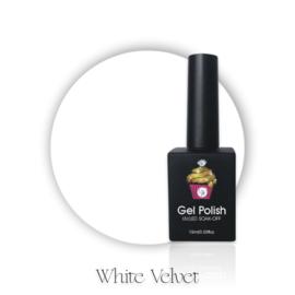 CakesInc.Nails -  Gel Polish '#023 White Velvet'