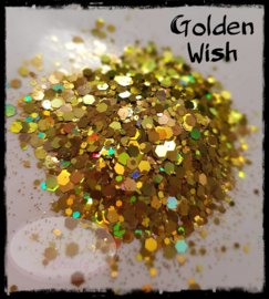 Glitter Blendz - Golden Wish