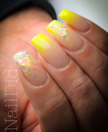 Glitter.Cakey - Mixed Neon Strips