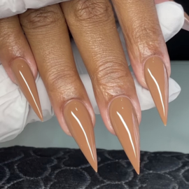CakesInc.Nails -  Gel Polish '#010 Chocolate Mousse'
