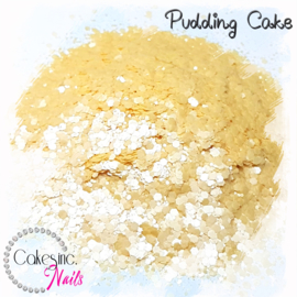 Glitter.Cakey - Pudding Cake
