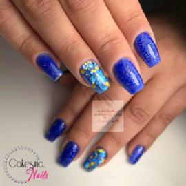 Glitter.Cakey - Blue Lagoon