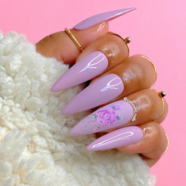 CakesInc.Nails - Long Stiletto 'Stick On 500 Gel Tips'