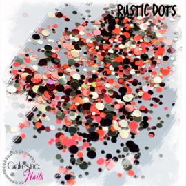 Glitter.Cakey - Rustic Dots