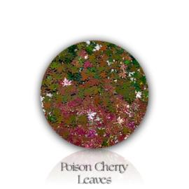 Glitter.Cakey - Poison Cherry 'CHAMELEON LEAVES'
