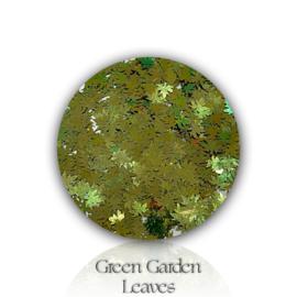 Glitter.Cakey - Green Garden 'CHAMELEON LEAVES'