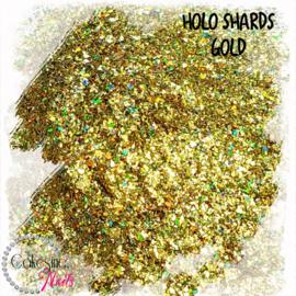 Glitter.Cakey - Holo Shards Gold