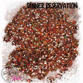 Glitter.Cakey - Dinner Reservation 'PROM I'