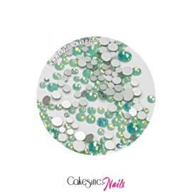 Crystal.Cakey - Green Opal