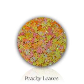 Glitter.Cakey - Peachy Leaves 'AUTUMN'
