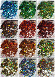 Glitter.Cakey - Chunky Prom I Set