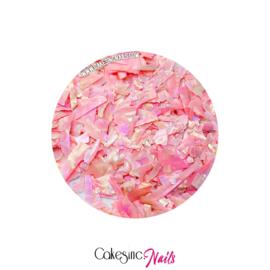 Glitter.Cakey - Pink 'SEA SHELLS'