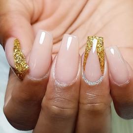 Glitter.Cakey - Galaxy Gold Flakes