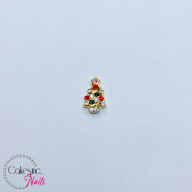Glitter.Cakey - Golden Christmas Tree Charm