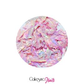 Glitter.Cakey - Lilac 'SEA SHELLS'
