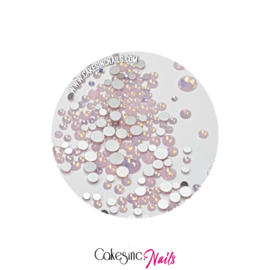 Crystal.Cakey - Pink Opal