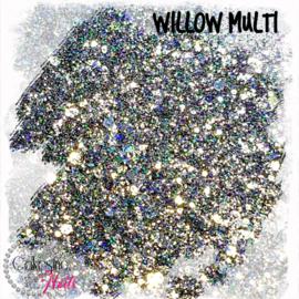 Glitter.Cakey - Willow Multi 'THE FIERCE'