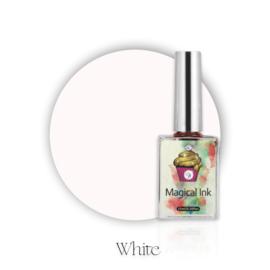 CakesInc.Nails - Magical Ink #012 'White'