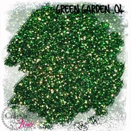 Glitter.Cakey - Green Garden .04 'M/F CHAMELEON'