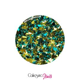 Glitter.Cakey - Emerald Goddes Flakes