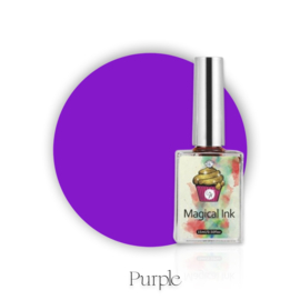 CakesInc.Nails - Magical Ink #010 'Purple'