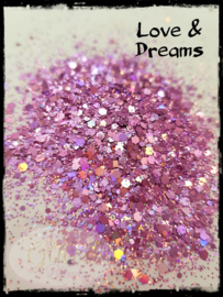 Glitter Blendz - Love & Dreams