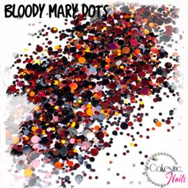 Glitter.Cakey - Bloody Mary Dots 'HALLOWEEN I'