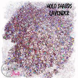 Glitter.Cakey - Holo Shards Lavender