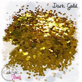 Glitter.Cakey x Glitter Blendz - Dark Gold