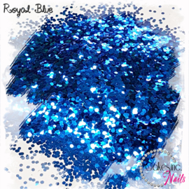 Glitter.Cakey - Royal Blue
