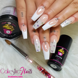 CakesInc.Nails - White Nail Powder