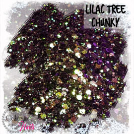 Glitter.Cakey - Lilac Tree 'CHUNKY CHAMELEON'
