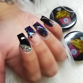 Glitter Blendz - Gypsy