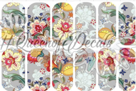 Queen of Decals - Folk Style 'NEW RELEASE'
