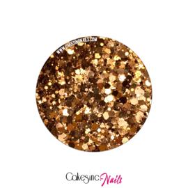 Glitter.Cakey - Dusty Rosé Multi