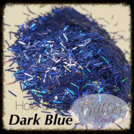 Glitter Blendz - Dark Blue Strips