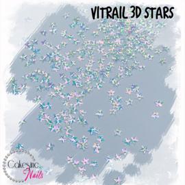Glitter.Cakey - Vitrail 3D Stars