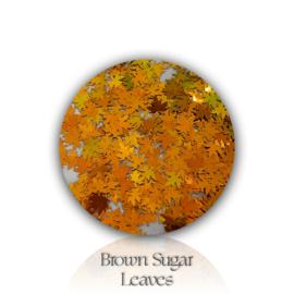 Glitter.Cakey - Brown Sugar 'CHAMELEON LEAVES'